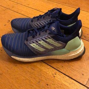 5b3aeca74d537 Women s New Adidas Running Shoes Boost on Poshmark